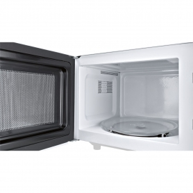 Bosch 17 Litre Microwave - Stainless Steel - 1