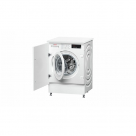 Bosch Integrated 8kg 1400 Spin Washing Machine - White - A+++ Rated - 4