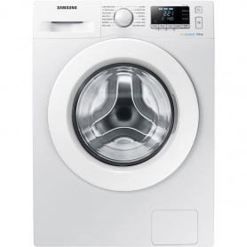 Samsung 8kg 1400 Spin Washing Machine - White - A+++ Rated - 0