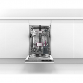 Blomberg Integrated Slimline Dishwasher - 10 Place Settings - 3