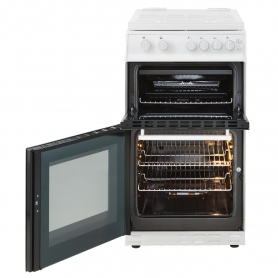 Belling 50cm Gas Cooker with Glass Lid - 1