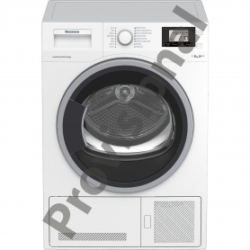 Blomberg LTH3842W 8kg Heat Pump Tumble Dryer - White - 6
