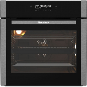 Blomberg Built In Multifunction Pyro Programmable Electric Single Oven - S/Steel - A+ Rated