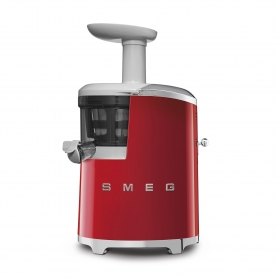 Smeg 50's Retro Style Slow Juicer - Red