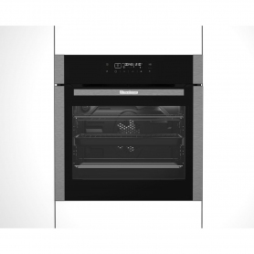Blomberg Built In Multifunction Pyro Programmable Electric Single Oven - S/Steel - A+ Rated - 2