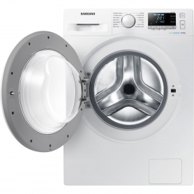 Samsung 8kg 1400 Spin Washing Machine - White - A+++ Rated - 2