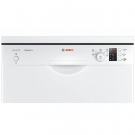 Bosch Full Size Dishwasher - White - A++ Rated - 5