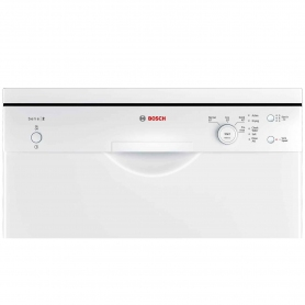 Bosch Full Size Dishwasher - White - A+ Rated - 3