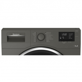 Blomberg 8kg Condenser Tumble Dryer - Graphite - B Rated - 4