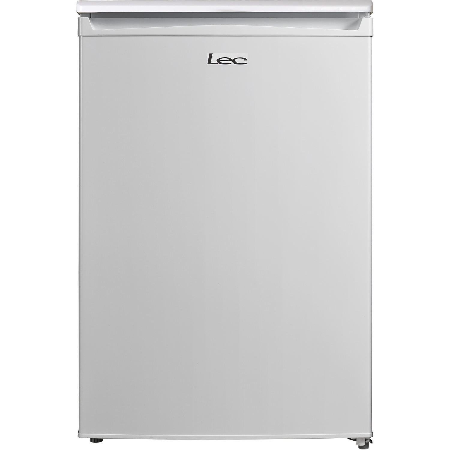 Lec 55cm Undercounter Larder Fridge - White - A+ Rated - 0