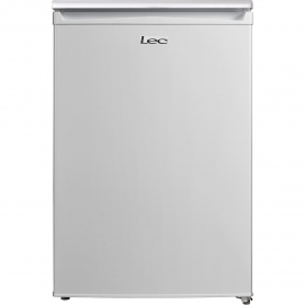 Lec 55cm Undercounter Larder Fridge - White - A+ Rated