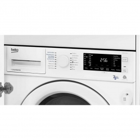 Beko Built In 7kg / 5kg 1200 Spin Washer Dryer - 4