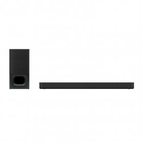 Sony Bluetooth 2.1 Sound Bar with Wireless Subwoofer Black