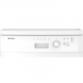 Blomberg Full Size Dishwasher - White - A+ Rated - 3