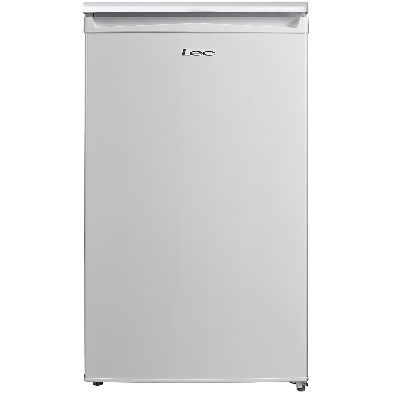 Lec 55cm Undercounter Fridge - White - 0