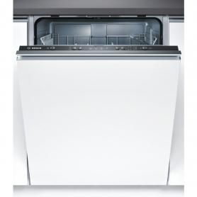 Bosch Integrated Full Size Dishwasher - Black Control Panel - 12 Place Settings