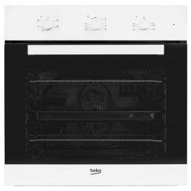 Beko Built In Electric Single Oven - White - A Rated - 0