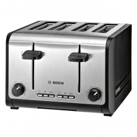 Bosch City 4 Slice Toaster - 1