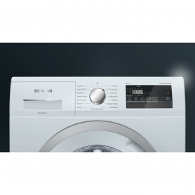 Siemens extraKlasse 7kg 1400 Spin Washing Machine - White - A+++ Rated - 2
