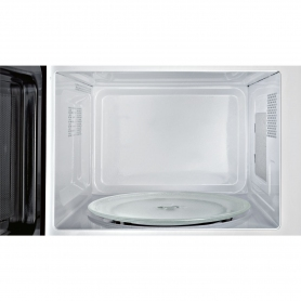 Bosch 17 Litre Microwave - Stainless Steel