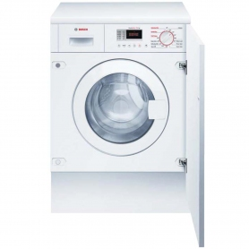 Bosch Built In 1400 Spin 7kg Wash 4kg Dry Washer Dryer