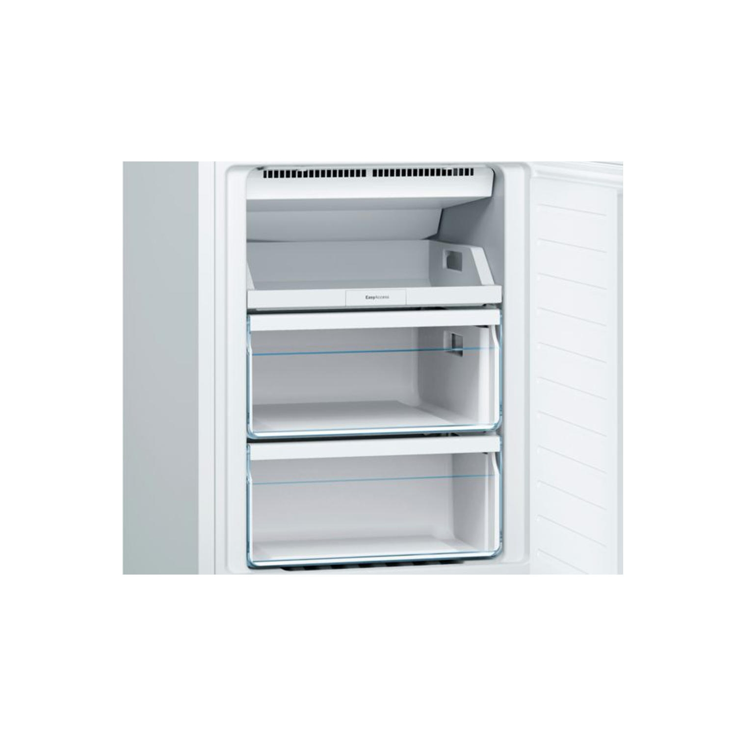Bosch Frost Free Fridge Freezer - 0