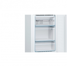 Bosch Frost Free Fridge Freezer - 9