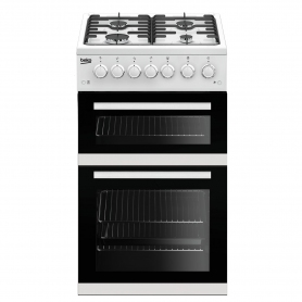 Beko 50cm Gas Cooker with Glass lid  - 9