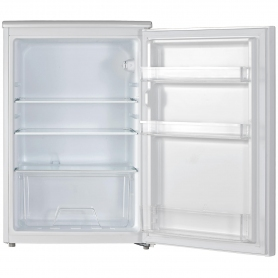 Lec 55cm Undercounter Larder Fridge - White - A+ Rated - 1