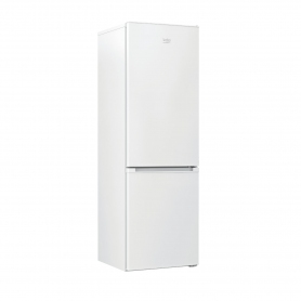 Beko 55cm Frost Free Fridge Freezer - White - A+ Rated - 2