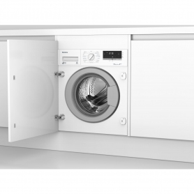 Blomberg Integrated 8kg 1400 Spin Washing Machine - White - A+++ Rated - 1