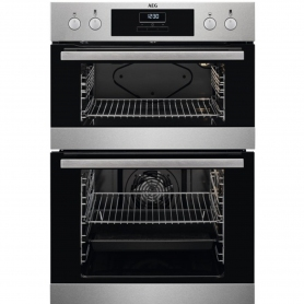 AEG Built in Double Oven