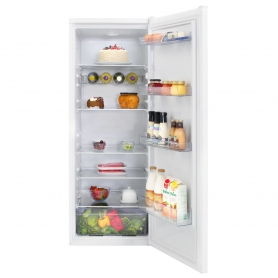 Beko 55cm Auto Defrost Tall Larder Fridge - White - A+ Rated - 1