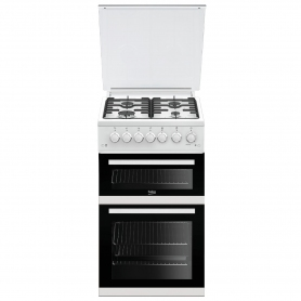 Beko 50cm Gas Cooker with Glass lid  - 7