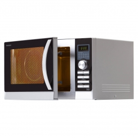 Sharp Combination Microwave - 3