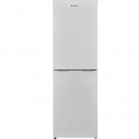 Lec 55cm Frost Free Fridge Freezer - White - A+ Rated
