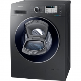 Samsung 9kg 1400 Spin AddWash Washing Machine - Inox - A+++ Rated