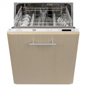 Beko Built In Full Size Dishwasher - 7