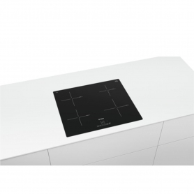 Bosch 60cm Induction Hob - Black - 3