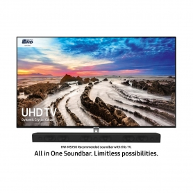 "Samsung 65"" 4K UHD LED TV - 1"