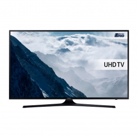 "Samsung 55"" 4K UHD LED TV"