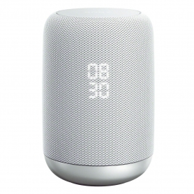 Sony Speaker White Wireless Smart Speaker Google Assistant - WiFi - 0