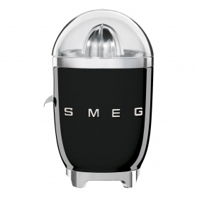 Smeg 50's Retro Style Citrus Juicer - Black