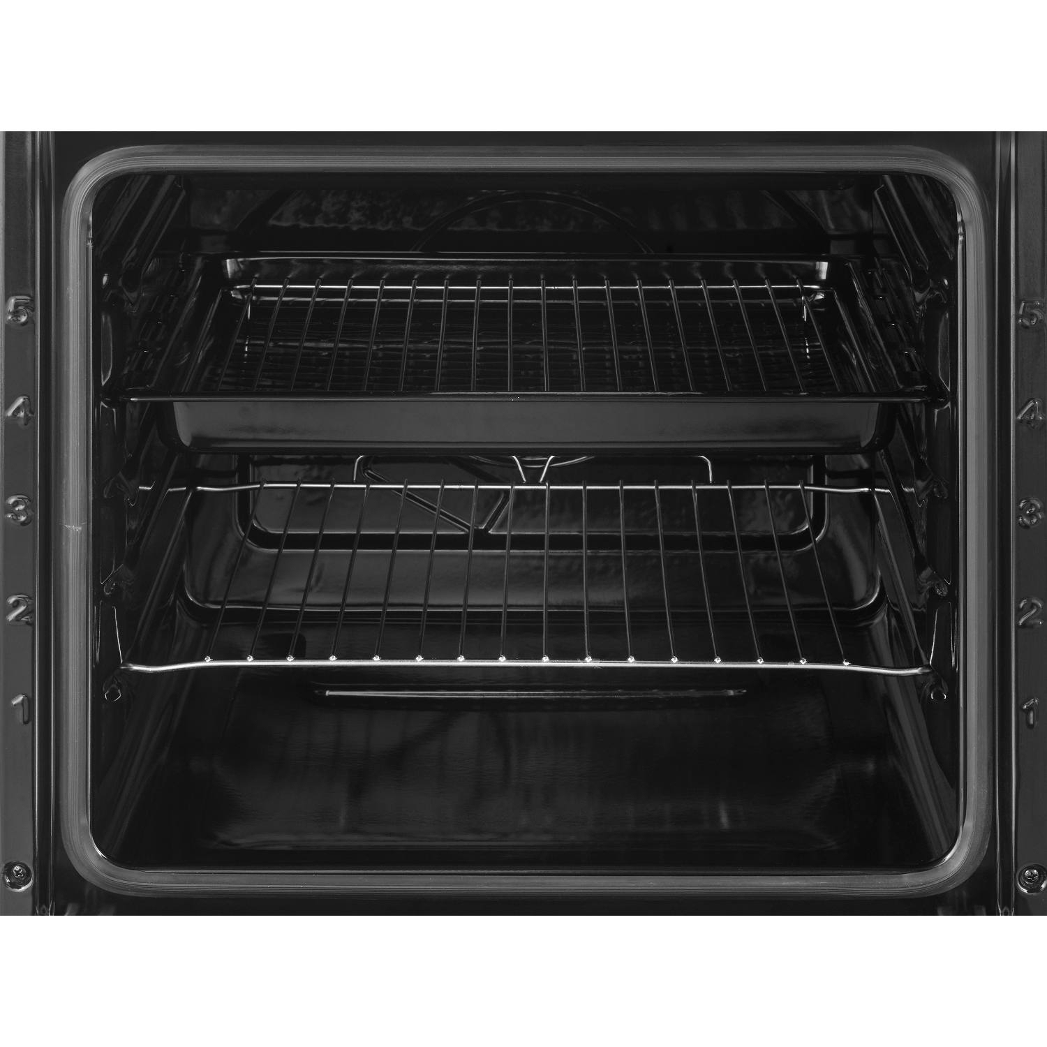 Beko 50cm Single Oven Electric Cooker - A Rated - 3
