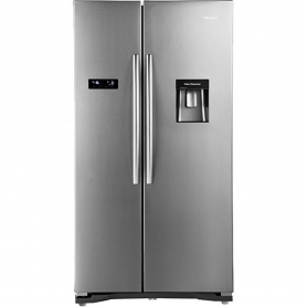 Hisense American Style No Frost Fridge Freezer