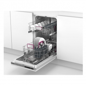 Blomberg Integrated Slimline Dishwasher - 10 Place Settings - 1