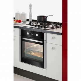 Blomberg Built In Fanned Programmable Electric Single Oven - S/Steel - A Rated