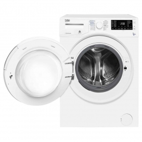 Beko 7kg / 5kg 1200 Spin Washer Dryer - 4
