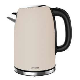 Linsar 1.7 Litre Jug Kettle - Cream