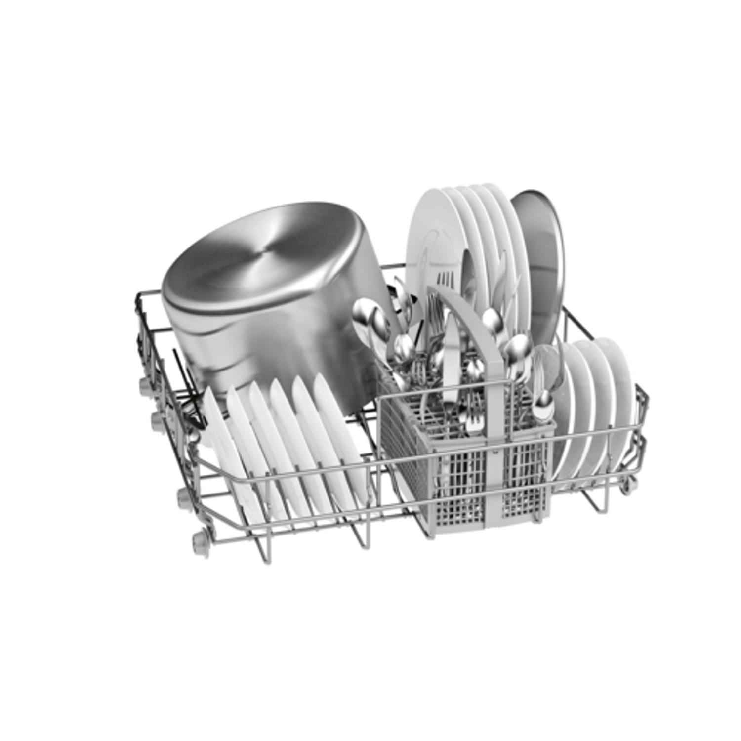 Bosch SMS24AW01G Full Size Dishwasher - White - 12 Place Settings - 1